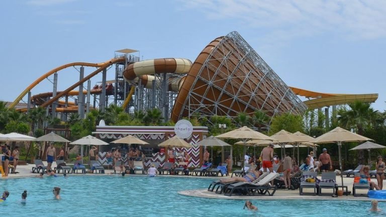 Waterpark The Land of Legends Aquapark