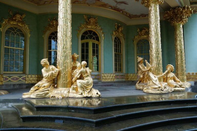 Sanssouci Decor