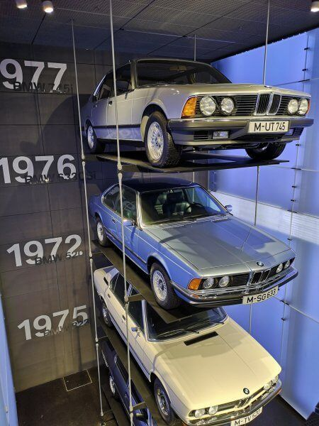 BMW Museum Exposition