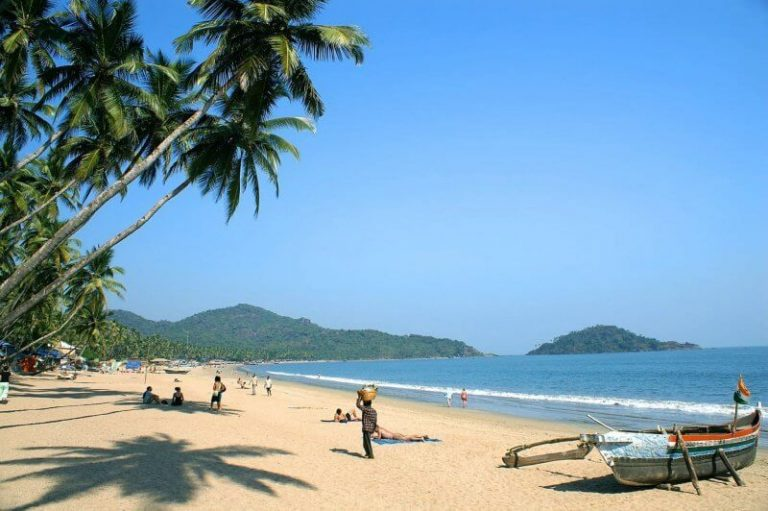South Goa Beach