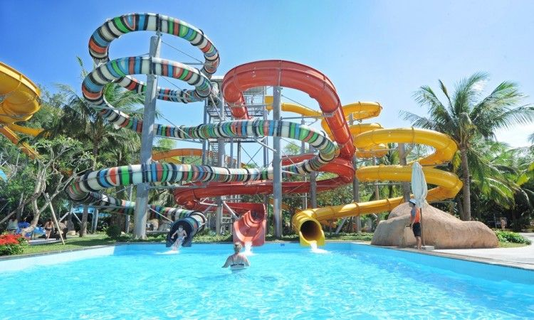 Waterpark Vinpearl Land