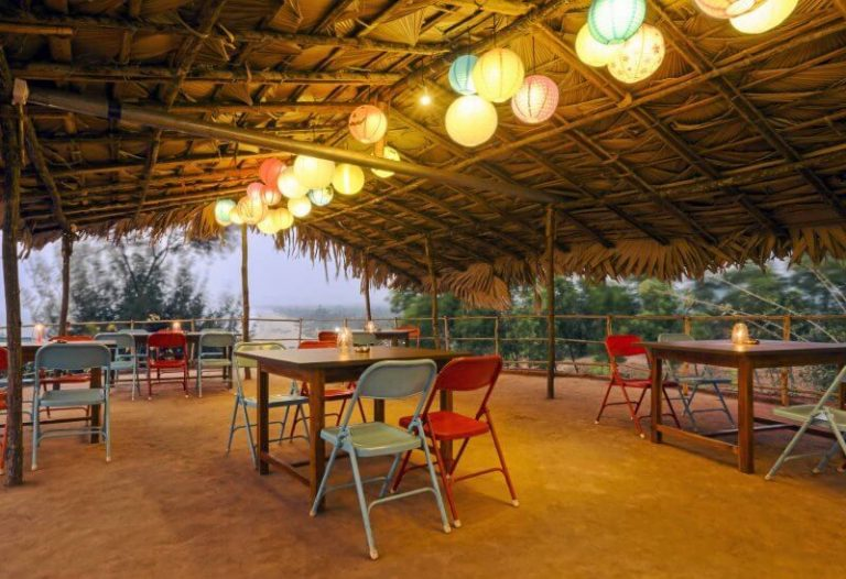Cafe in Gokarna