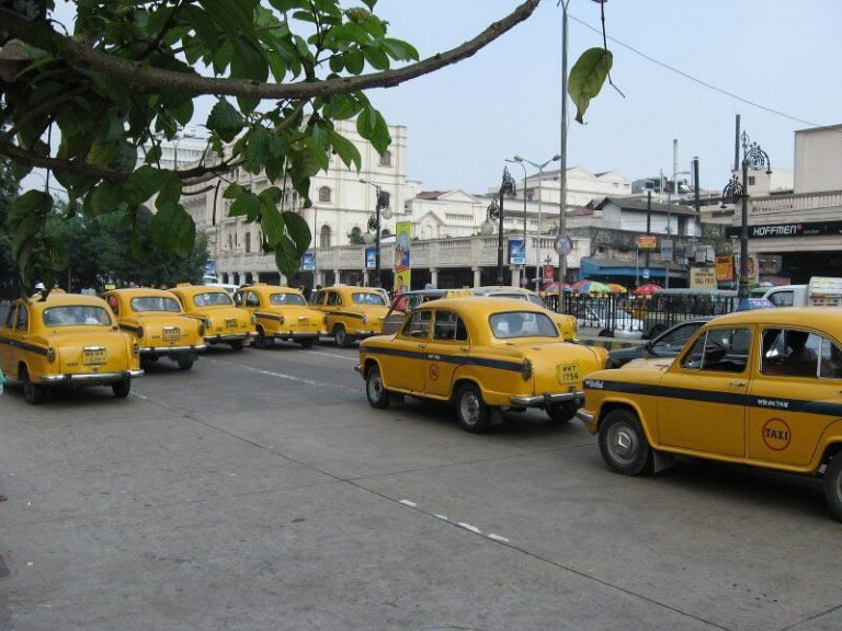Taxi in India