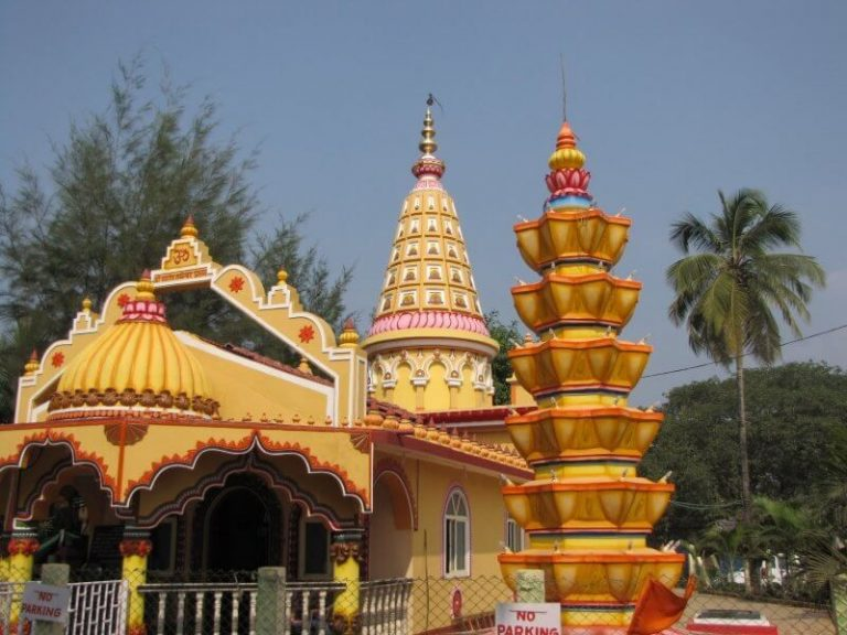 Temple in North Goa