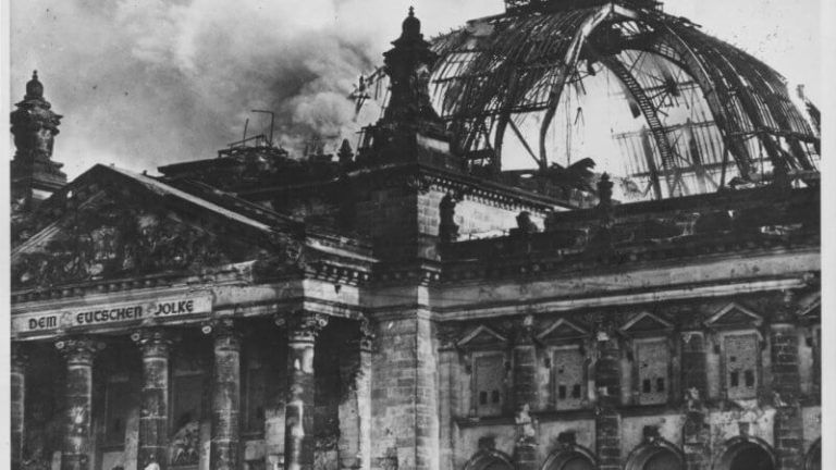 Fire in the Reichstag