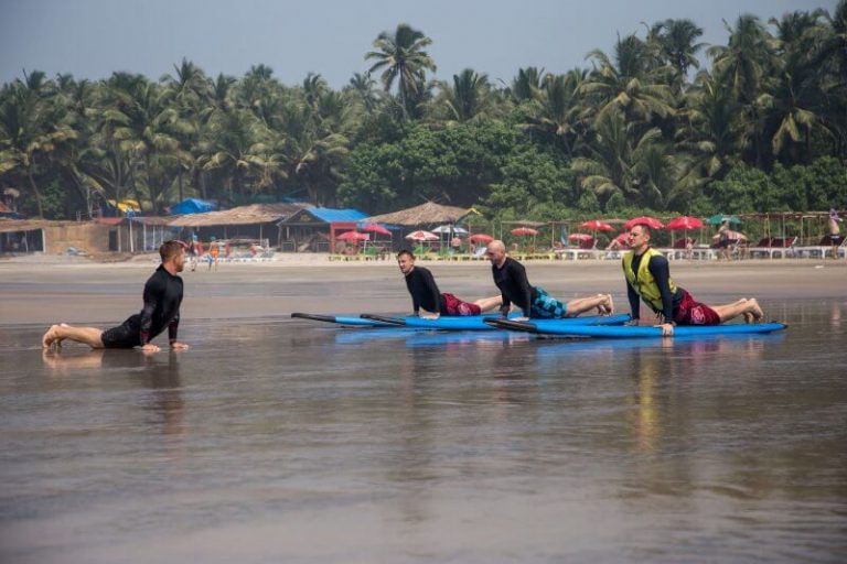 Ashvem Surf School