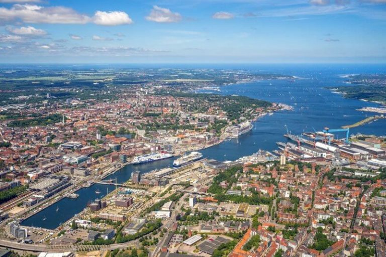Kiel top view