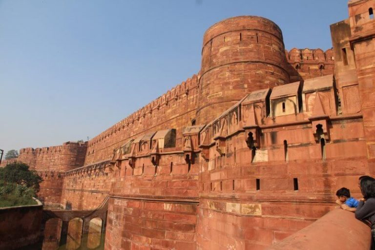 View of the Red Fort