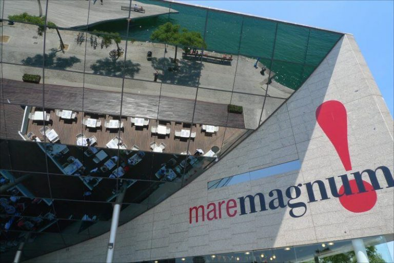 Shopping center Maremagnum