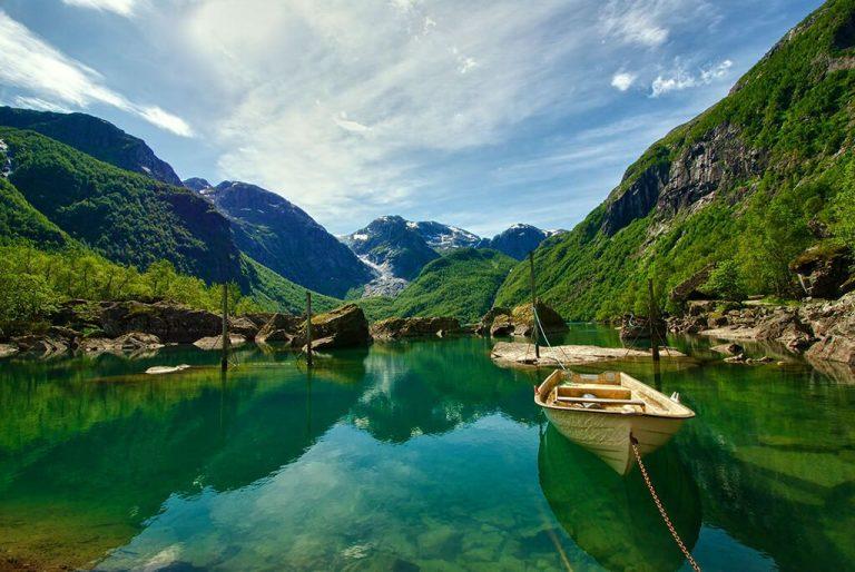 Photo: Hardanger fjord