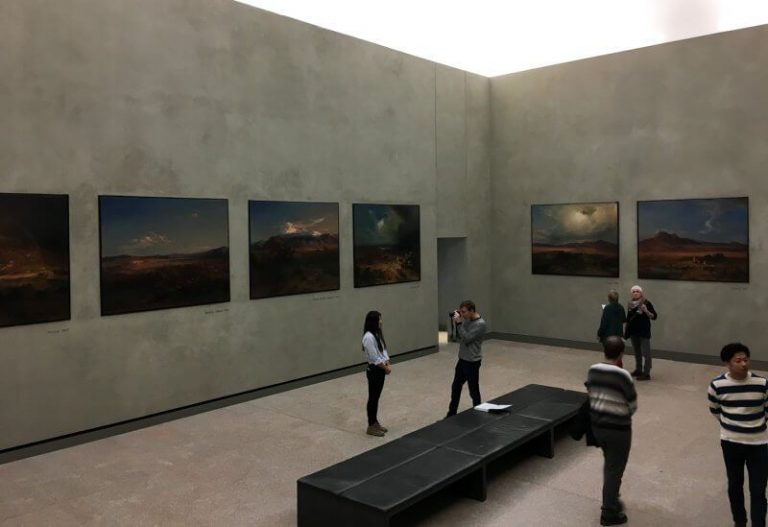 Works by contemporary artists