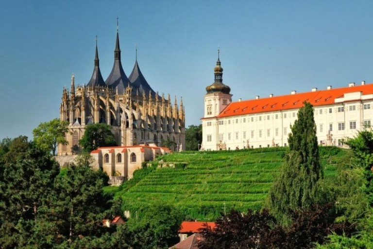 View of Kutna Hora