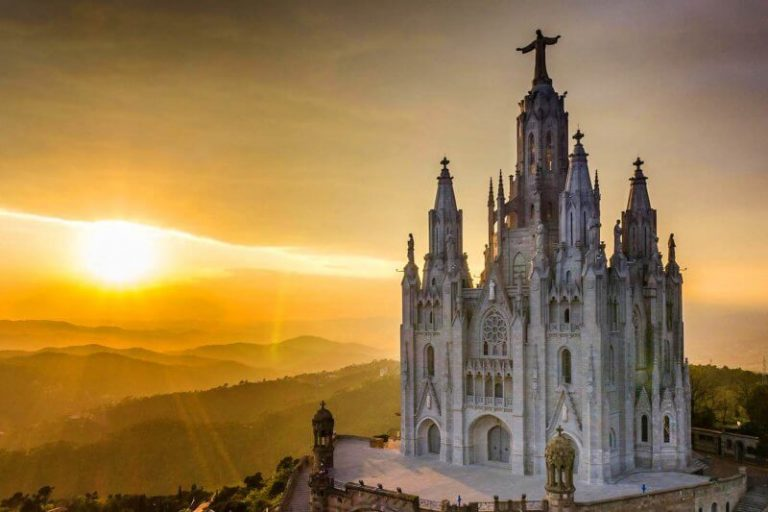 Temple of the Sacred Heart