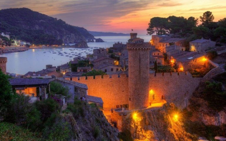 Tossa de Mar Fortress
