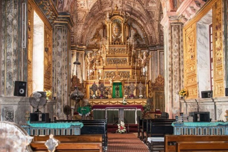 Church of St. Catherine inside