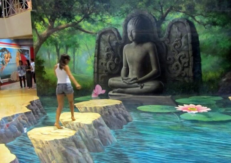 3D gallery Art in Paradise