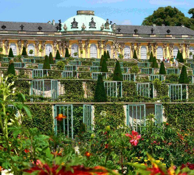 Sanssouci Palace and Park Ensemble