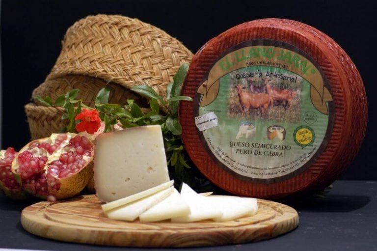 Cheeses in Spain