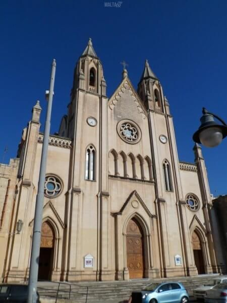 Basilica of the Blessed Virgin Mary on Mount Carmel