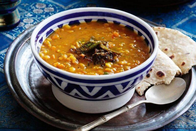 Soup gave