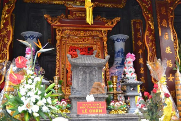 Nghe Temple, Haiphong