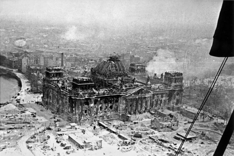 Reichstag during the war