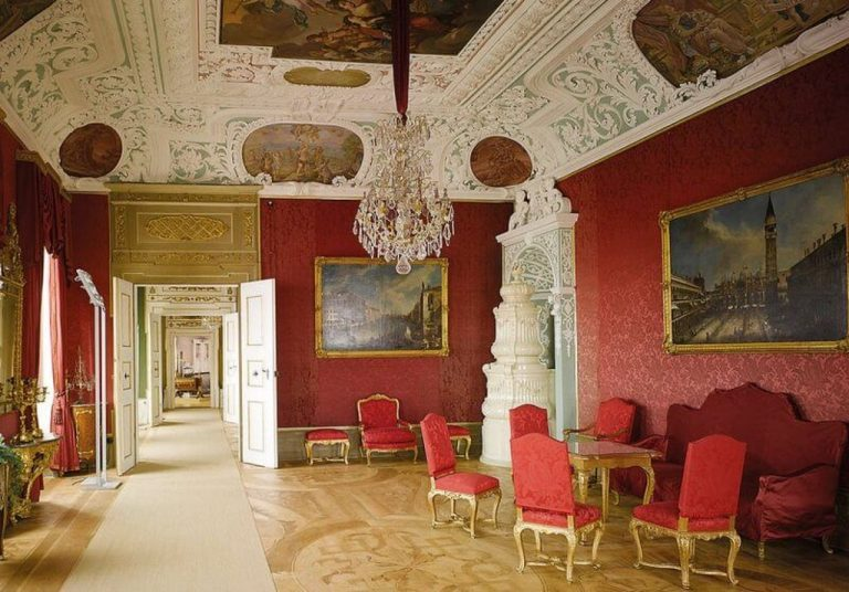 Red Hall in the New Residence