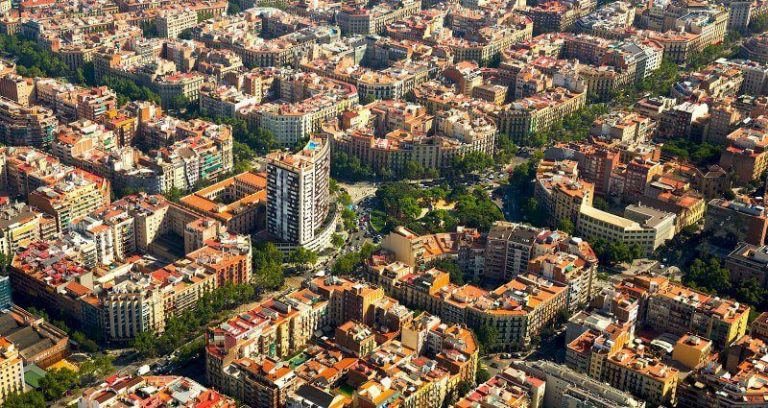 Eixample district