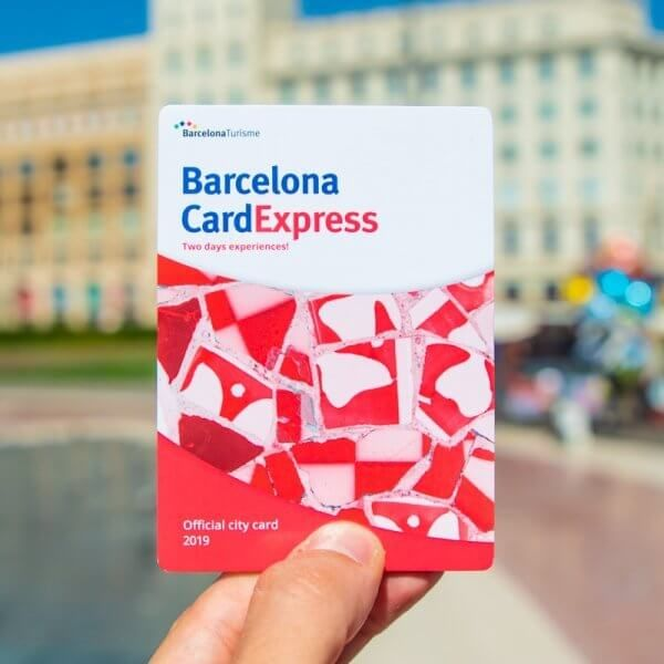 Barcelona Card for 2 nights