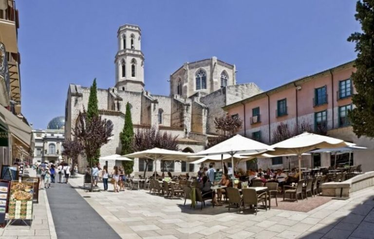 Figueras Old Town