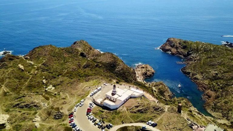 View of Cap de Creus National Park