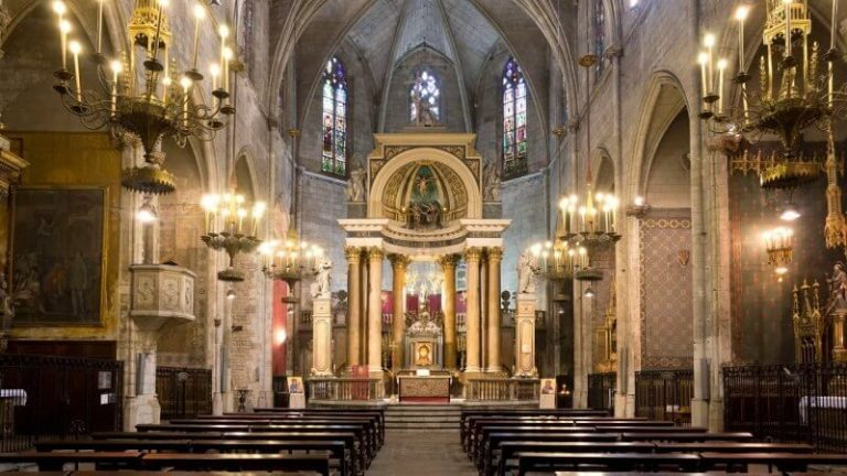 Basilica of the Holy Martyrs Justo and Pastor