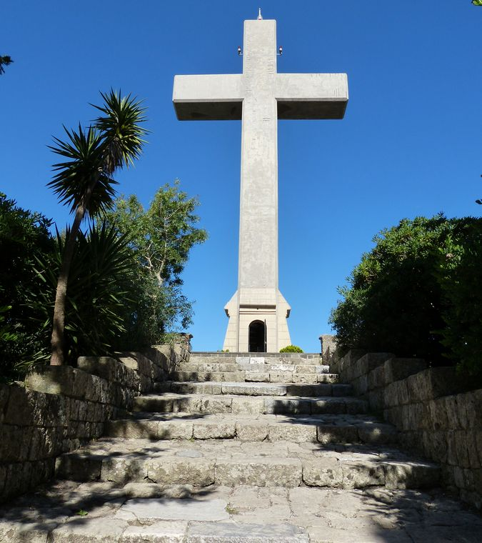 Grand Cross on Mount Filirimos