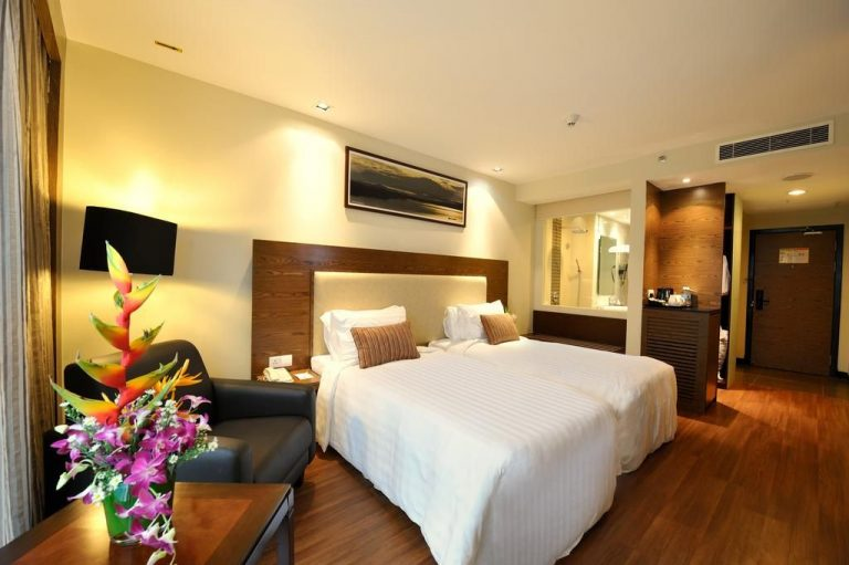 Room in 3 * hotel Grand Borneo Hotel