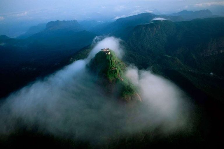 Photo: Adam's Peak