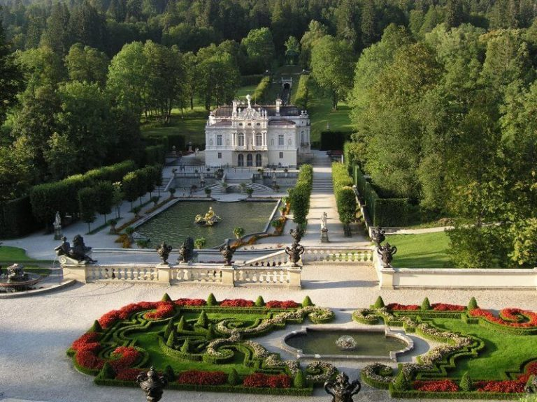 Linderhof Castle, Germany