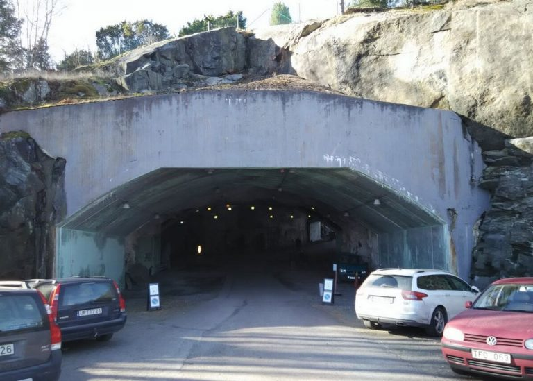Entrance to the Air Museum