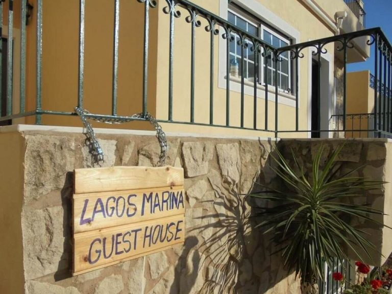 Hostel Lagos Marina Guest House