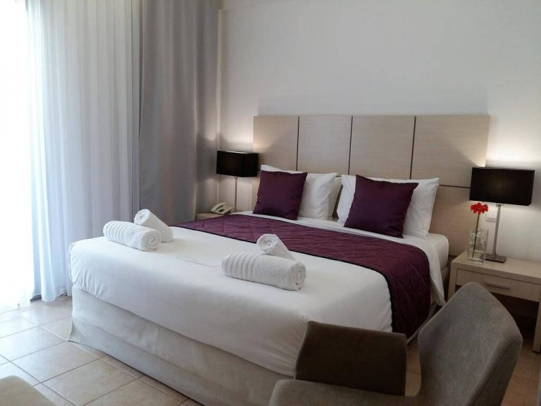 Room at Akrogiali Boutique Hotel