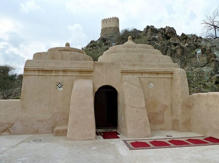 Al Bidya - the oldest mosque in the emirate