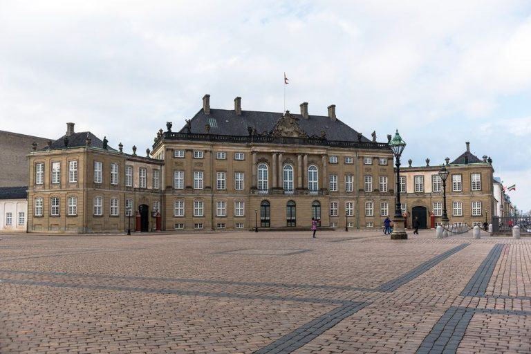 Royal Palace Amalienborg