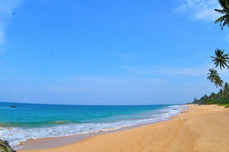 Photo: local beach