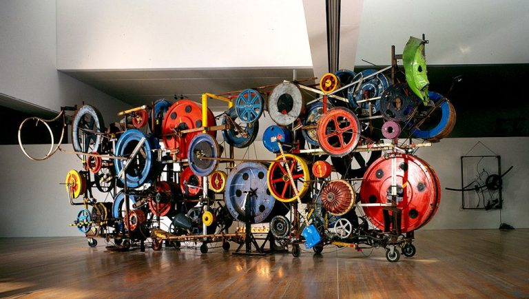 Jean Tinguely Museum