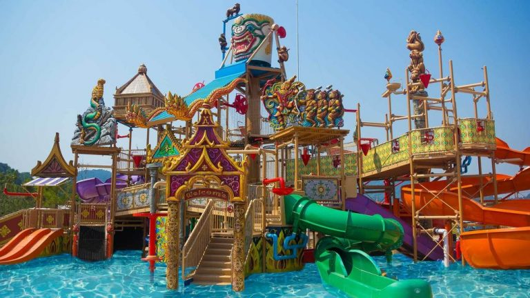 Attraction Aqua Play