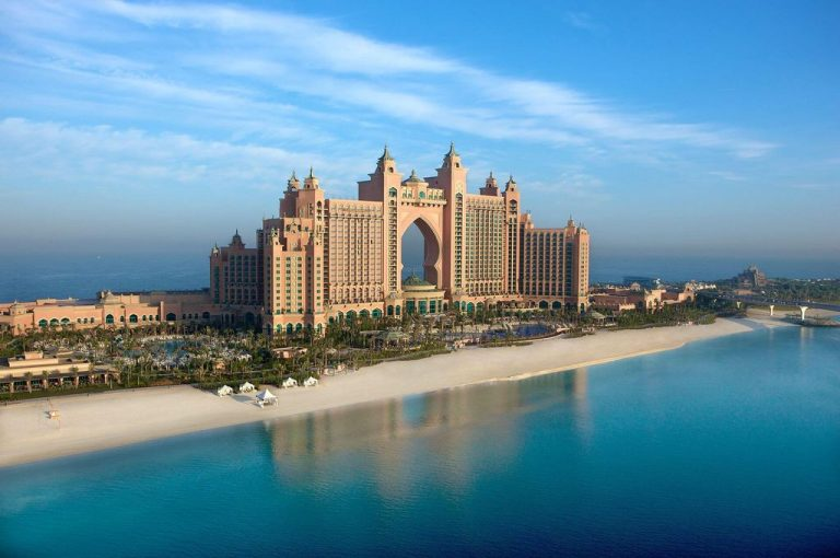 Atlantis The Palm Hotel and Aquaventure Waterpark