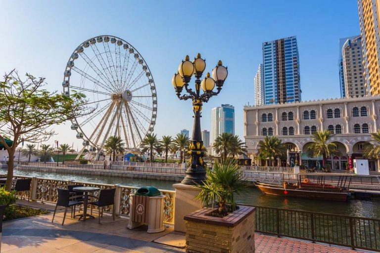 Attractions in Sharjah