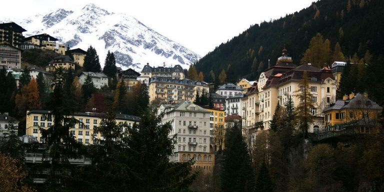 Settlement Bad Gastein