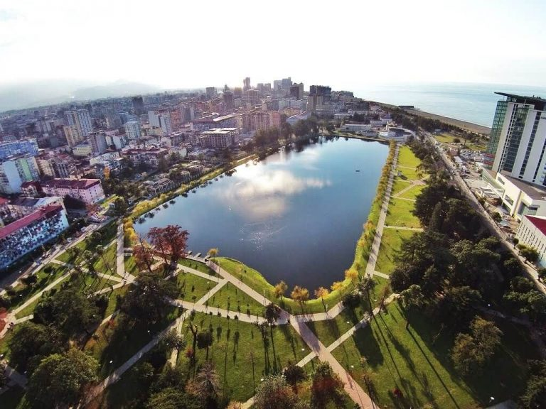 May Park in Batumi