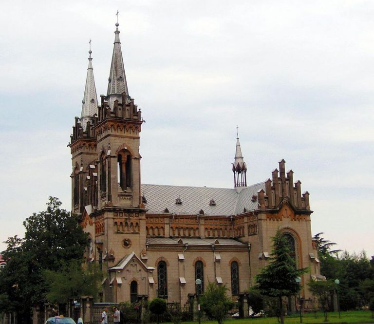 Cathedral of the Nativity of the Blessed Virgin Mary in Batumi