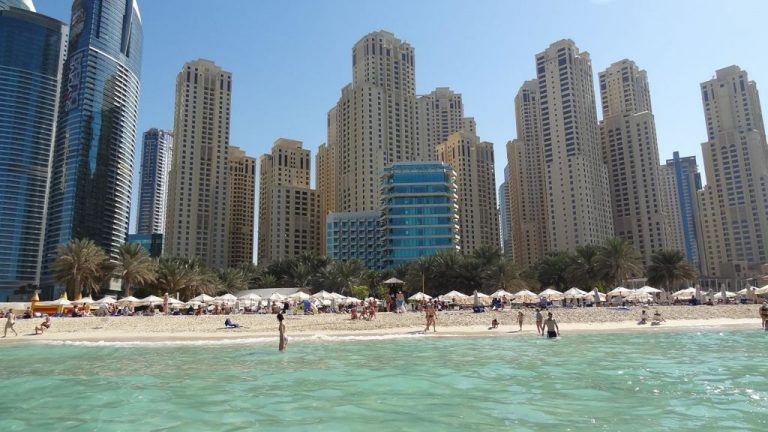 Hilton Dubai The Walk Beach